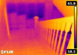 Building thermal imaging Hobart