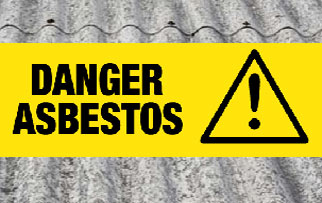 asbestos roof inspection