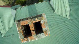Drone building inspection Hobart Tasmania